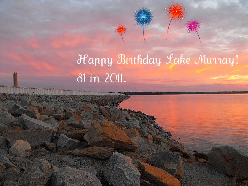 Lake Murray Dam Lake Murray is Now 81 Years