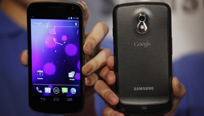Samsung Galaxy Nexus Banned in the United States