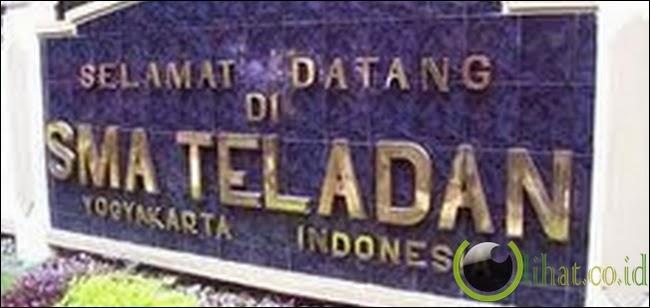 SMA 1 Teladan, Yogyakarta