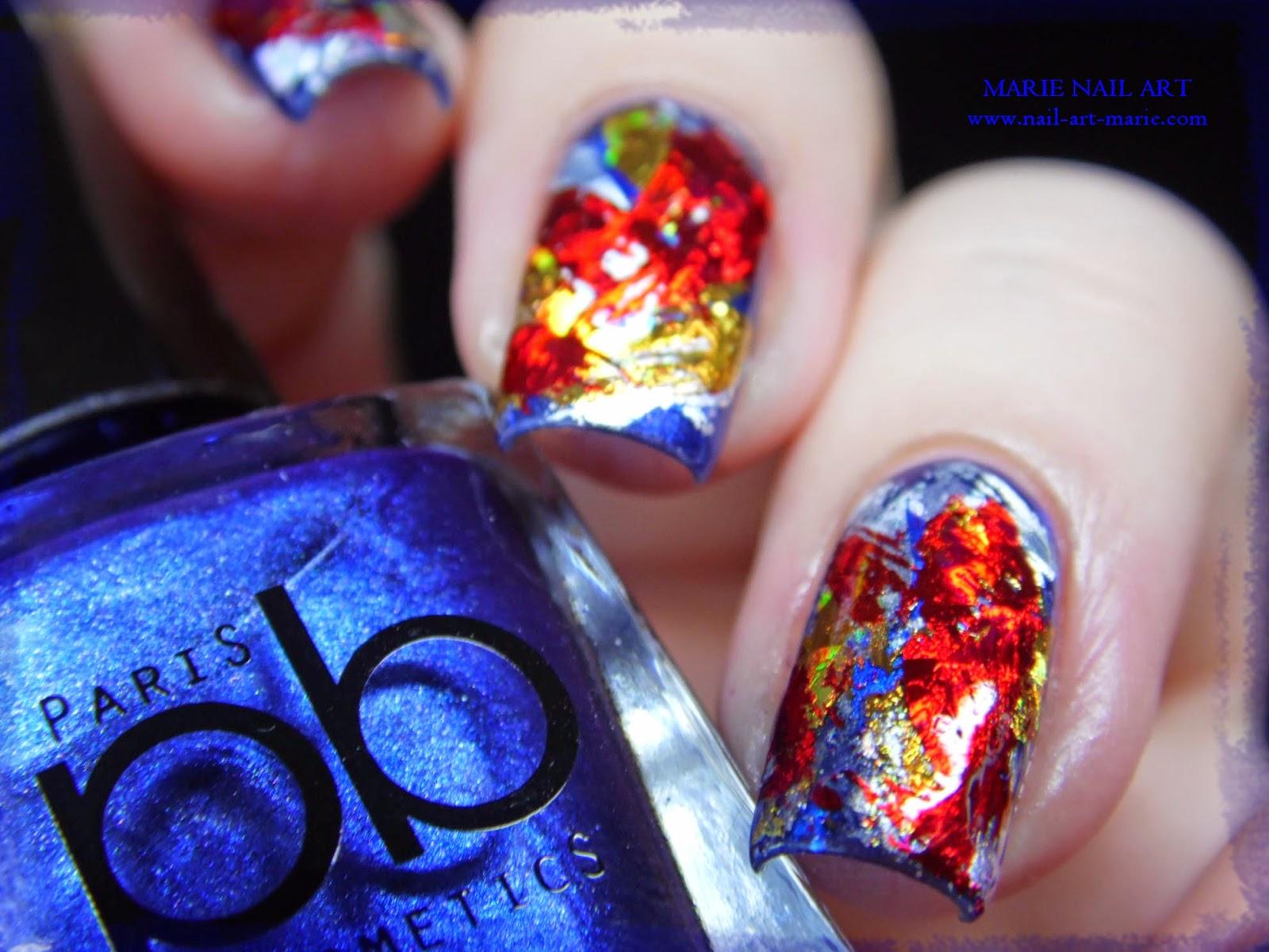 Colourfoil Manicure4