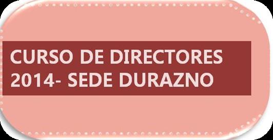 Curso de directores 2014
