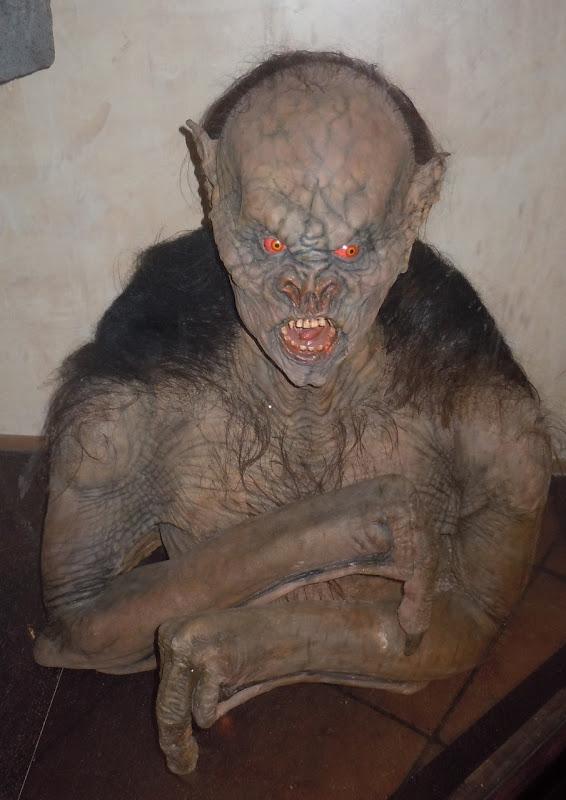 Gary Oldman Dracula prosthetic makeup