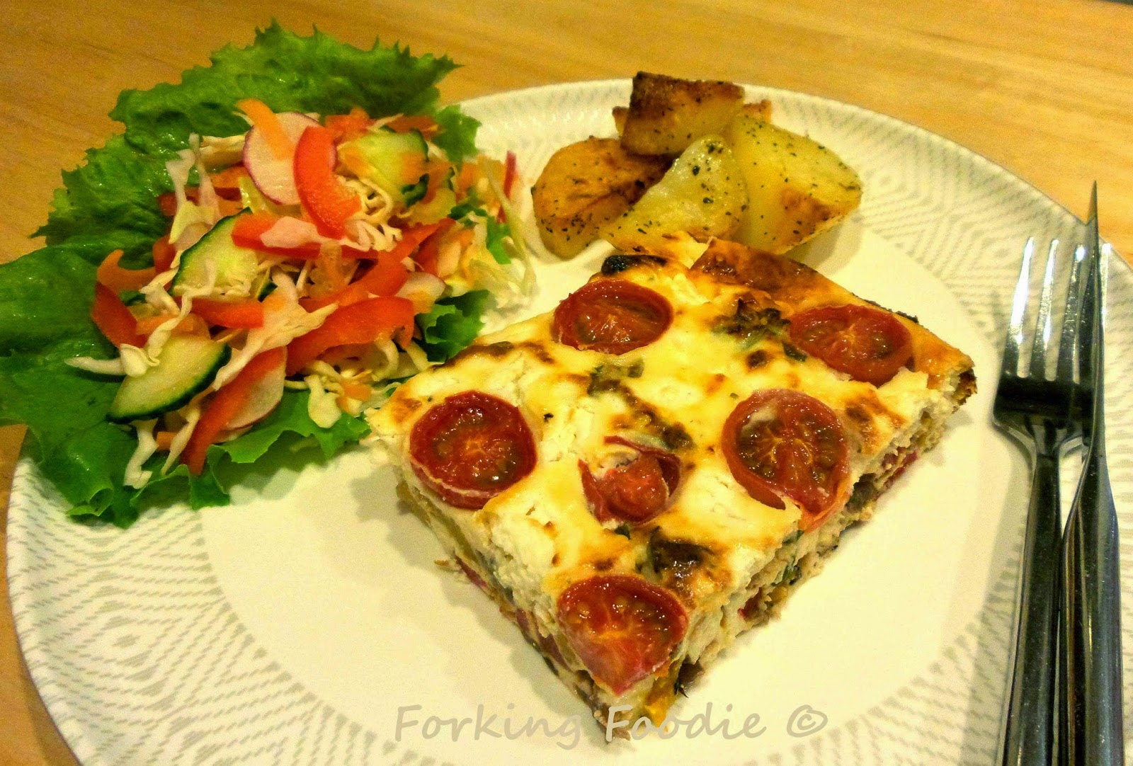 Forking foodie canap s party food and lunchbox treats for Canape quiche recipe