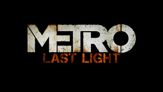Metro Last Light Game Logo HD Wallpaper