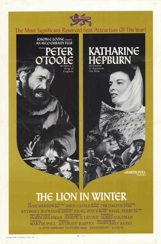 The Lion in Winter movie poster