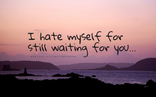 gallery for waiting for love quotes tumblr