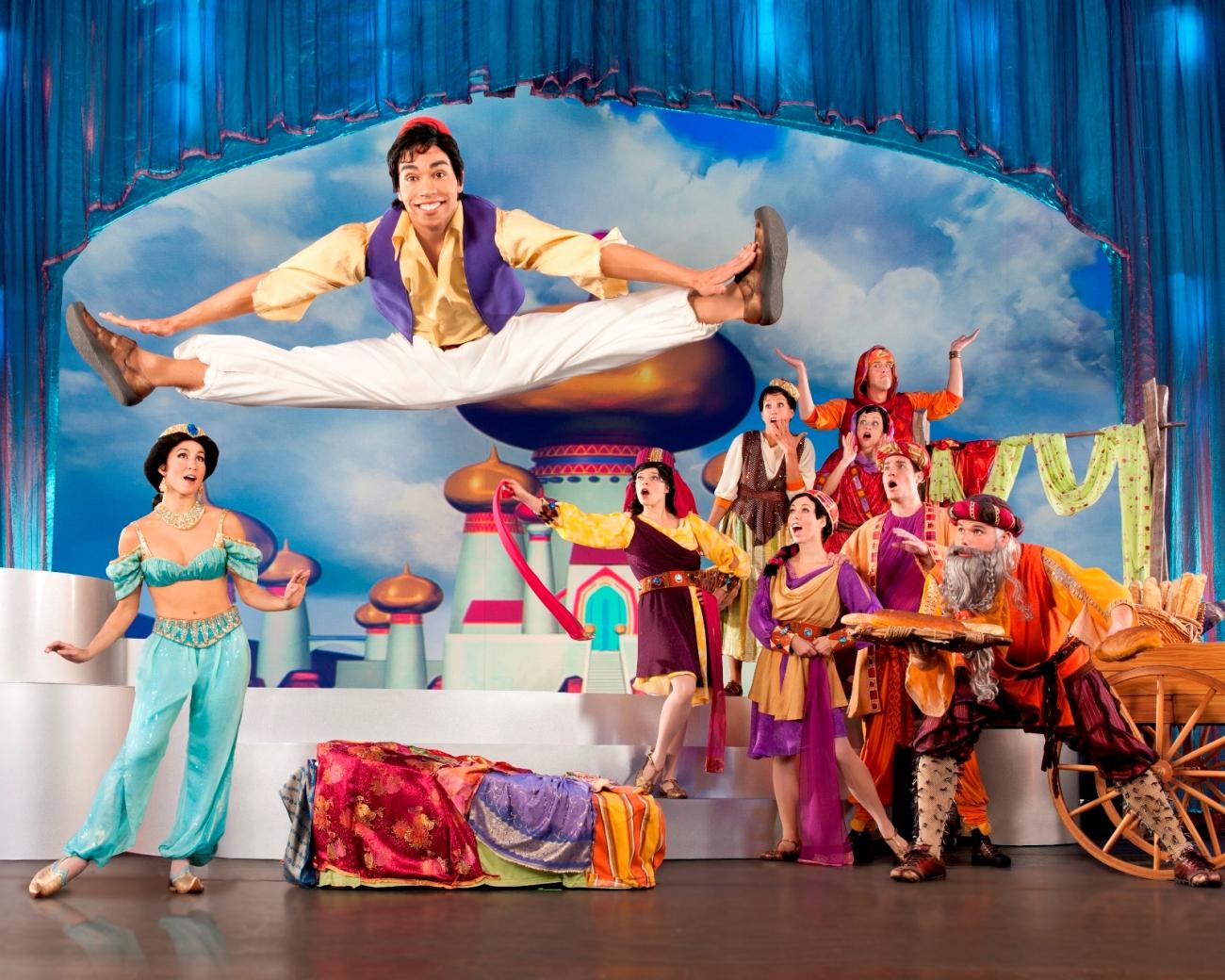 Disney Live! O Caminho Mágico de Mickey & Minnie em Curitiba, 06 - 09 de agosto 2015 / imagem divulgação