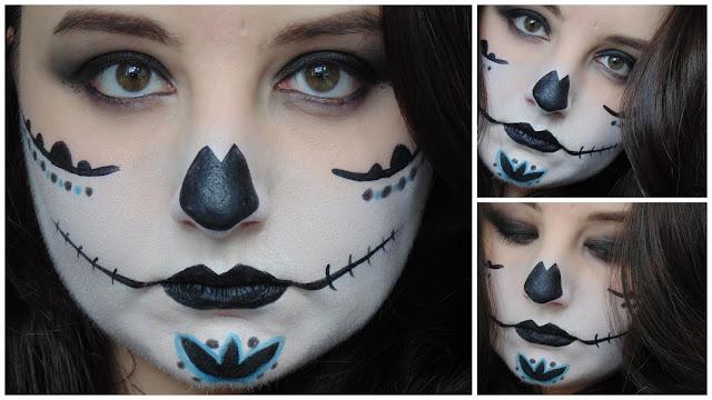 Halloween Looks: Sugar Skull