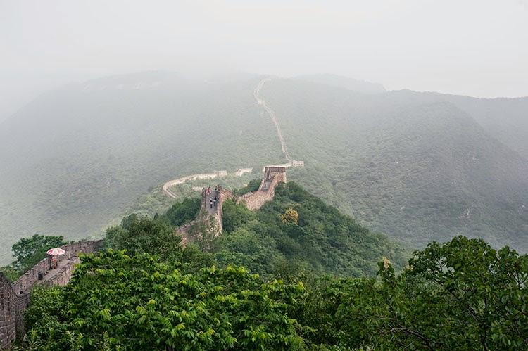 Great Wall China, day trip