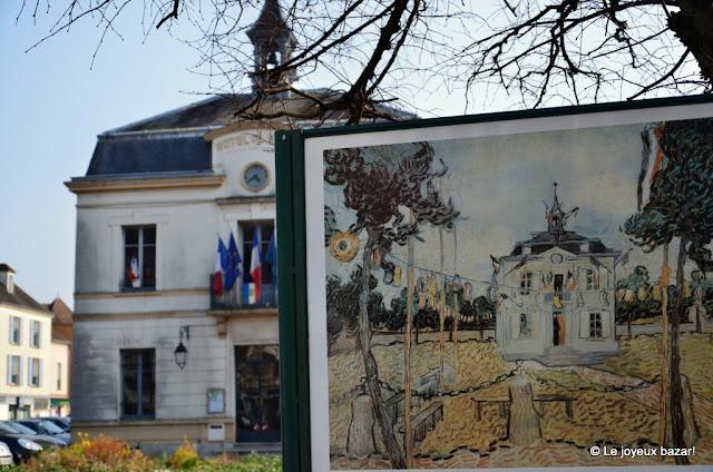 Auvers sur Oise - mairie