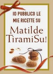 Scrivo su Matilde Vicenzi