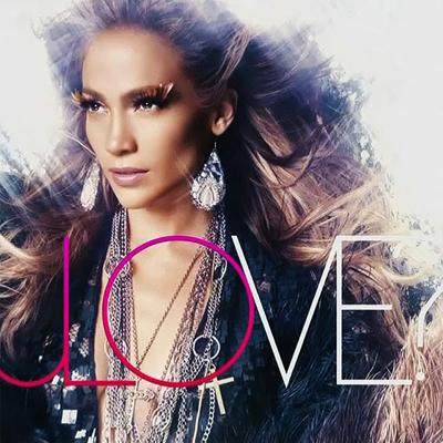 Jennifer Lopez Love 2528Official Album Cover 2529 Album