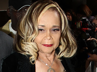 Etta James is suffering from leukemia, she is terminally ill