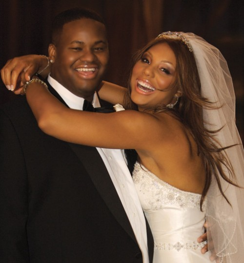 Tamar Braxton Wedding
