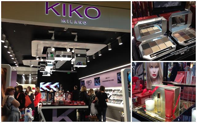 Kiko Cosmetics @ Trafford Centre