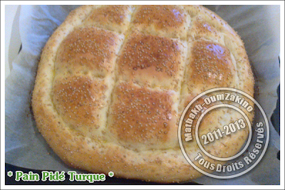 pain pide turque oumzakino