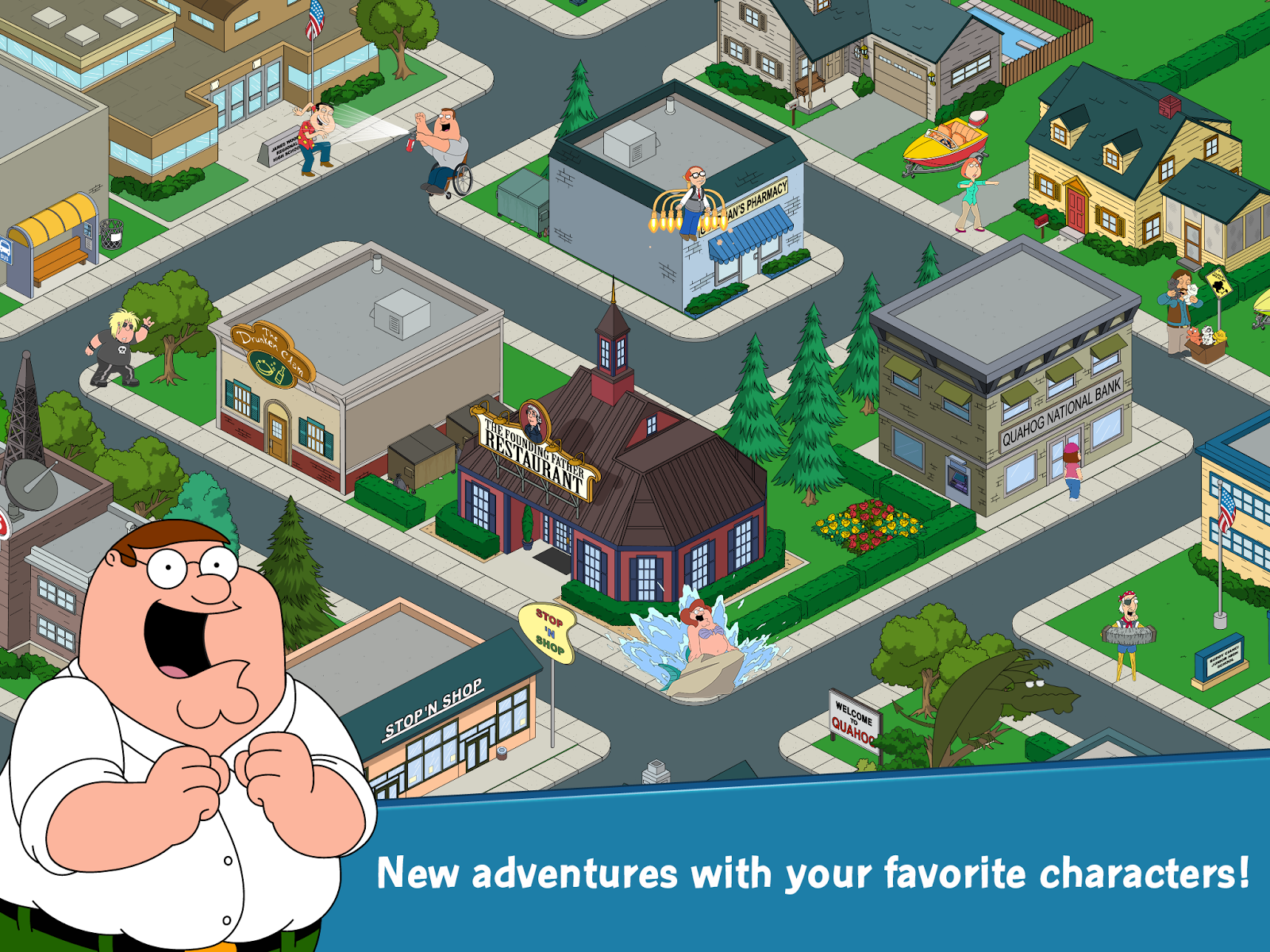 Family Guy: The Quest Game Download