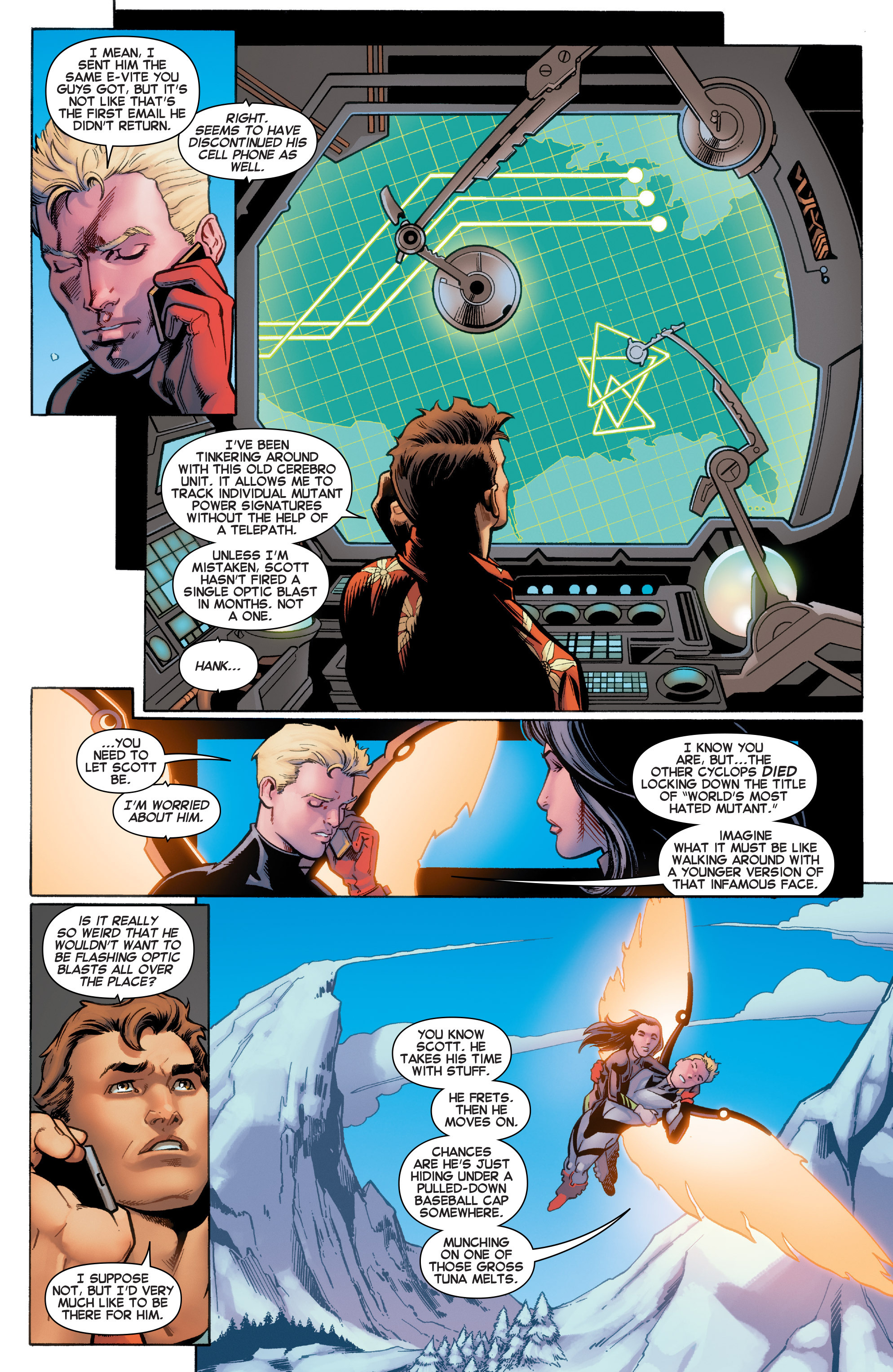 All-New X-Men (2016) Issue #1 #2 - English 7