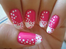 How To Become Fashionable Steps To Do Nail Art At Home Easily