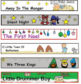 Free Printable Christmas Music For Kids