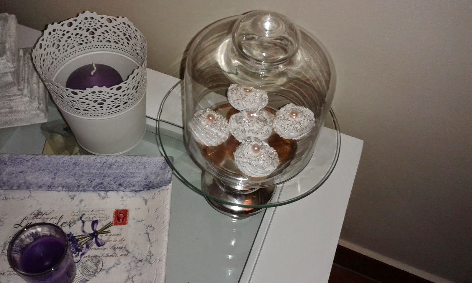 Unos cupcakes muy chic