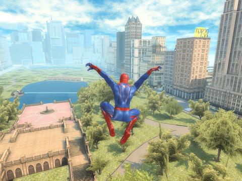 Amazing Spider-Man - O jogo - 1