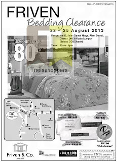 Friven Bedding Clearance 2013
