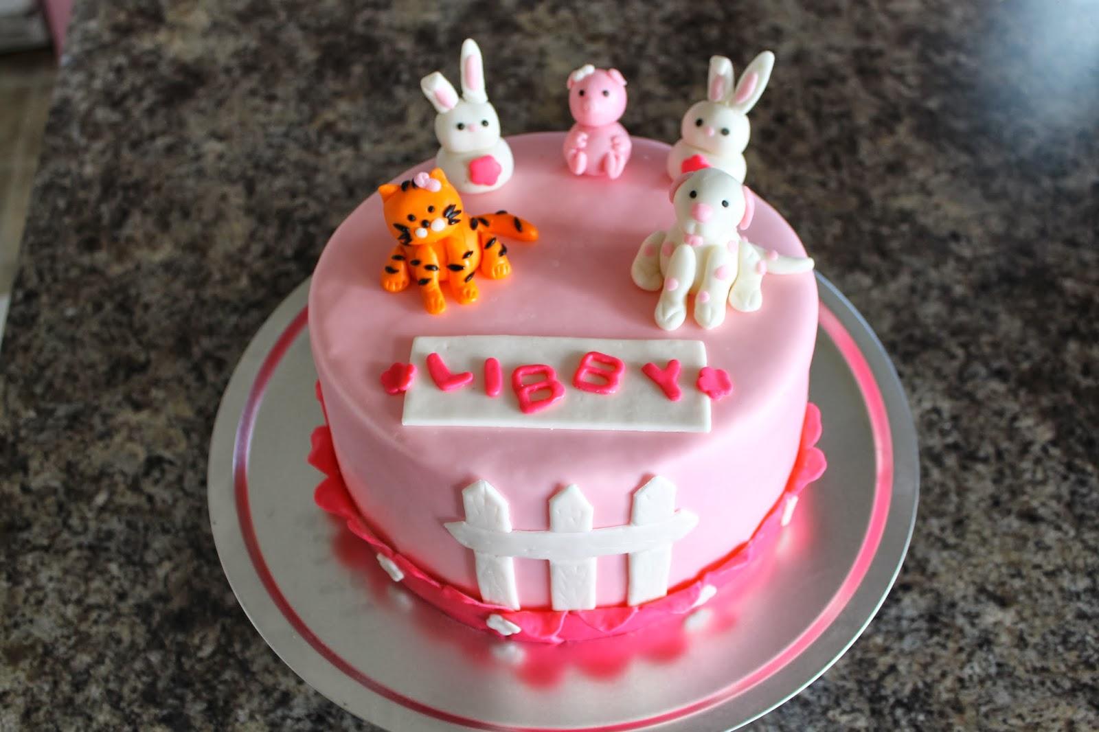 Shalisas Piece Of Cakes