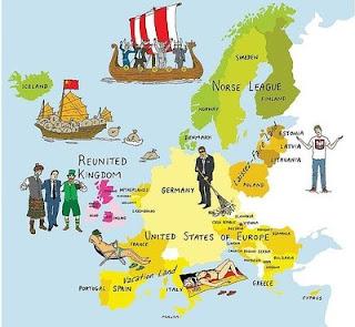 """""""Европа 2021"""" - Волстрит Журнал"""