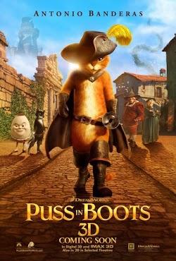 Chú Mèo Đi Hia - Puss In Boots (2011) Poster