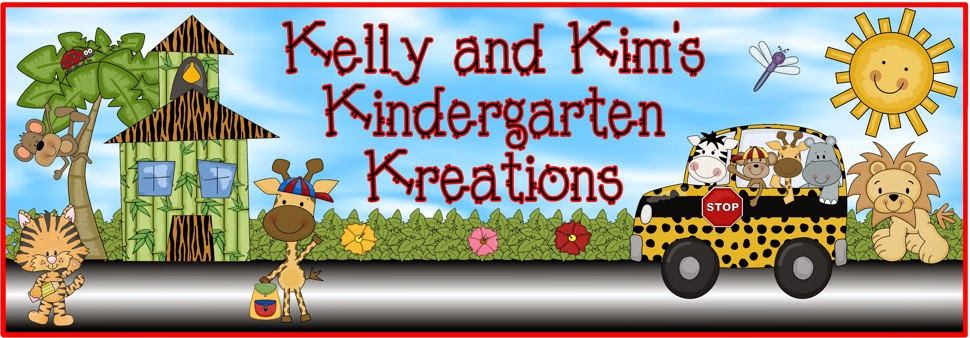 Kelly and Kim's Kindergarten Kreations