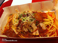 Spaghetti Souperlicious @ Suntec Outlet