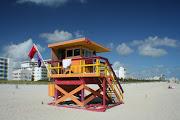 Miami South Beach (miami south beach lifeguard)