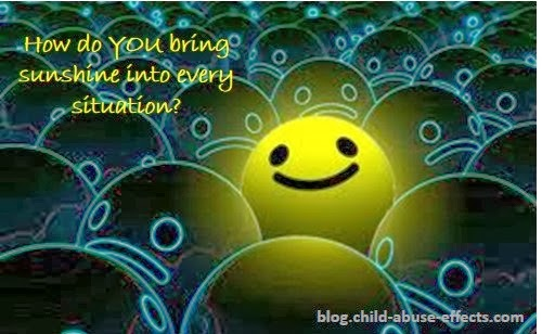 How Do YOU Bring Sunshine to Every Situation?