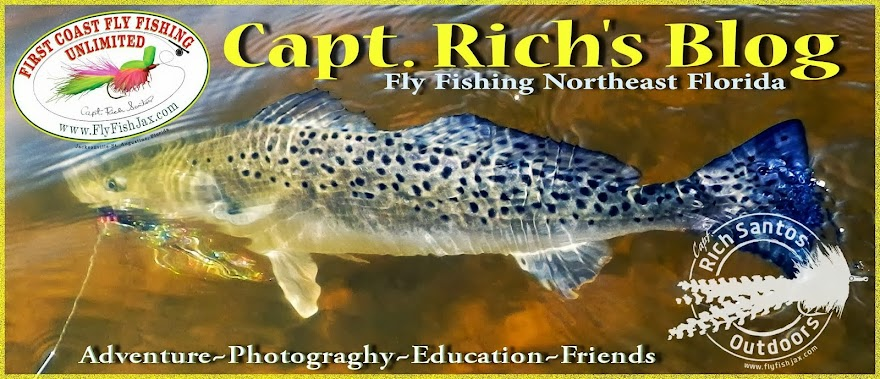 Captain Rich's Fly Fishing Blog