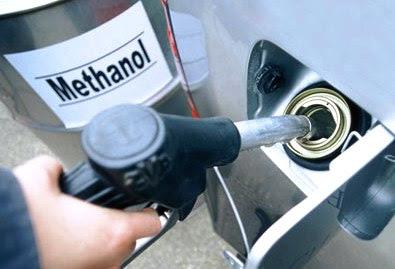 Energi Alternatif 13: Metanol