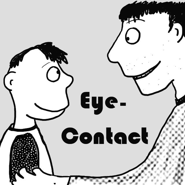 Image result for eye to eye contact