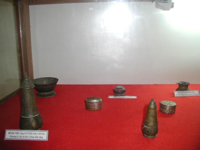 Khmer musée, Soc Trang - Photo Nguyen Tuan
