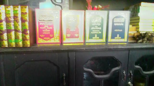 Kitab Palsu Dibuat Salafi Wahabi