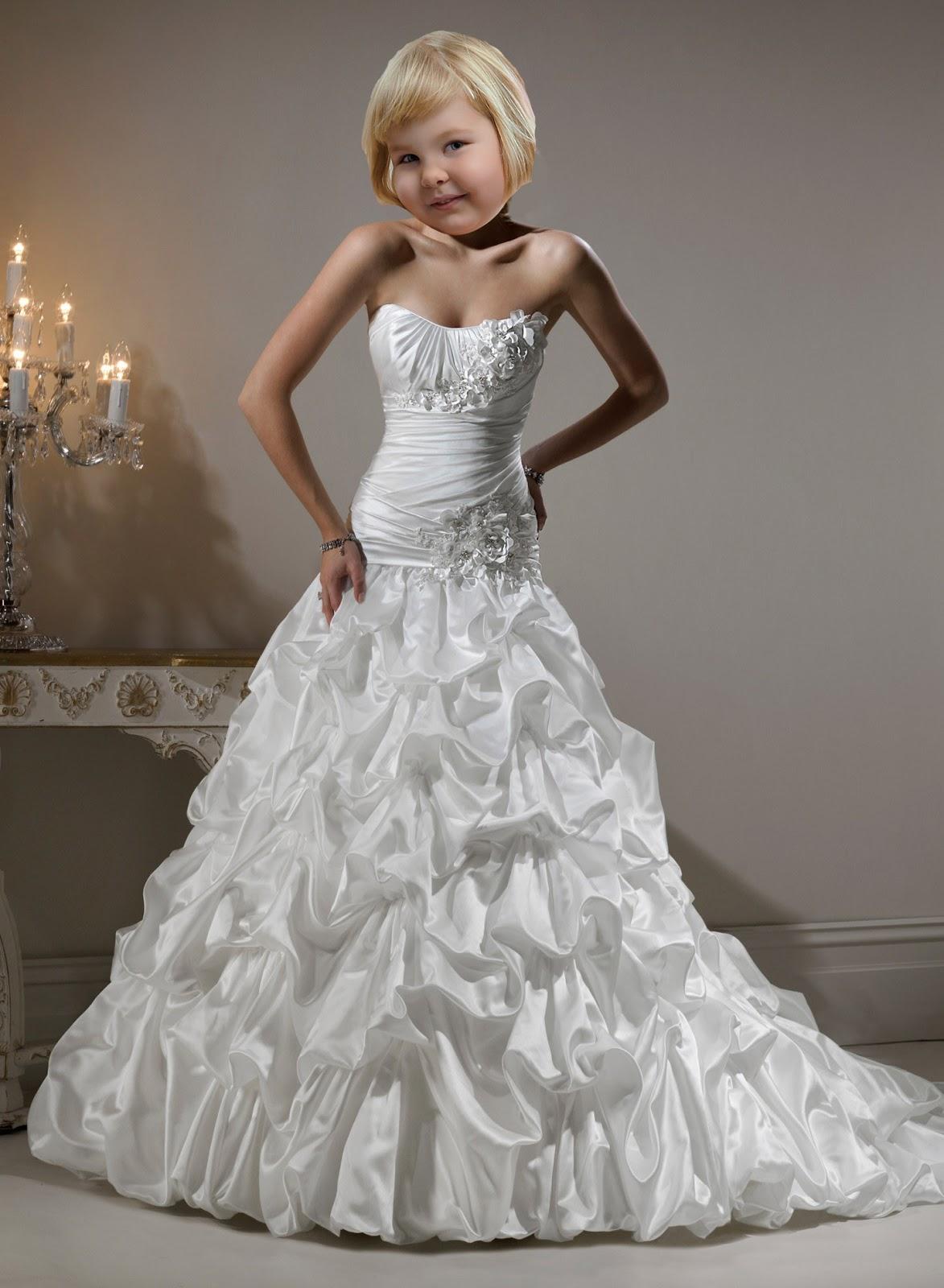 Prada Wedding Dress | Babies Where They Should Not Be