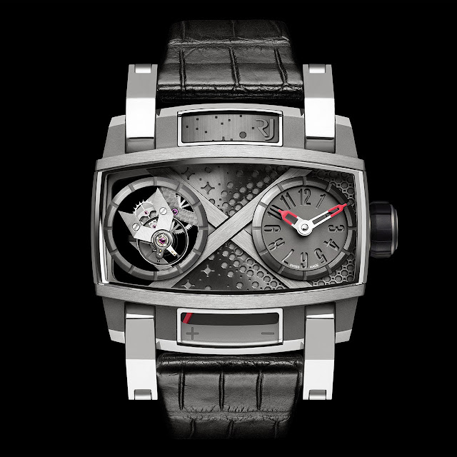 RJ - Romain Jerome Moon Orbiter Watch
