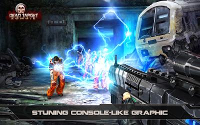 Download Dead Target Zombie v1.6.2 Mod Apk