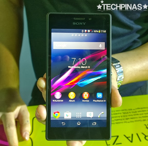 sony xperia m2 price in philippines (in this case)