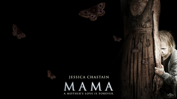 mama, madre, cinema, film, horror, guillermo del toro