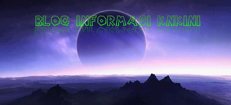 Blog Informasi KNKini