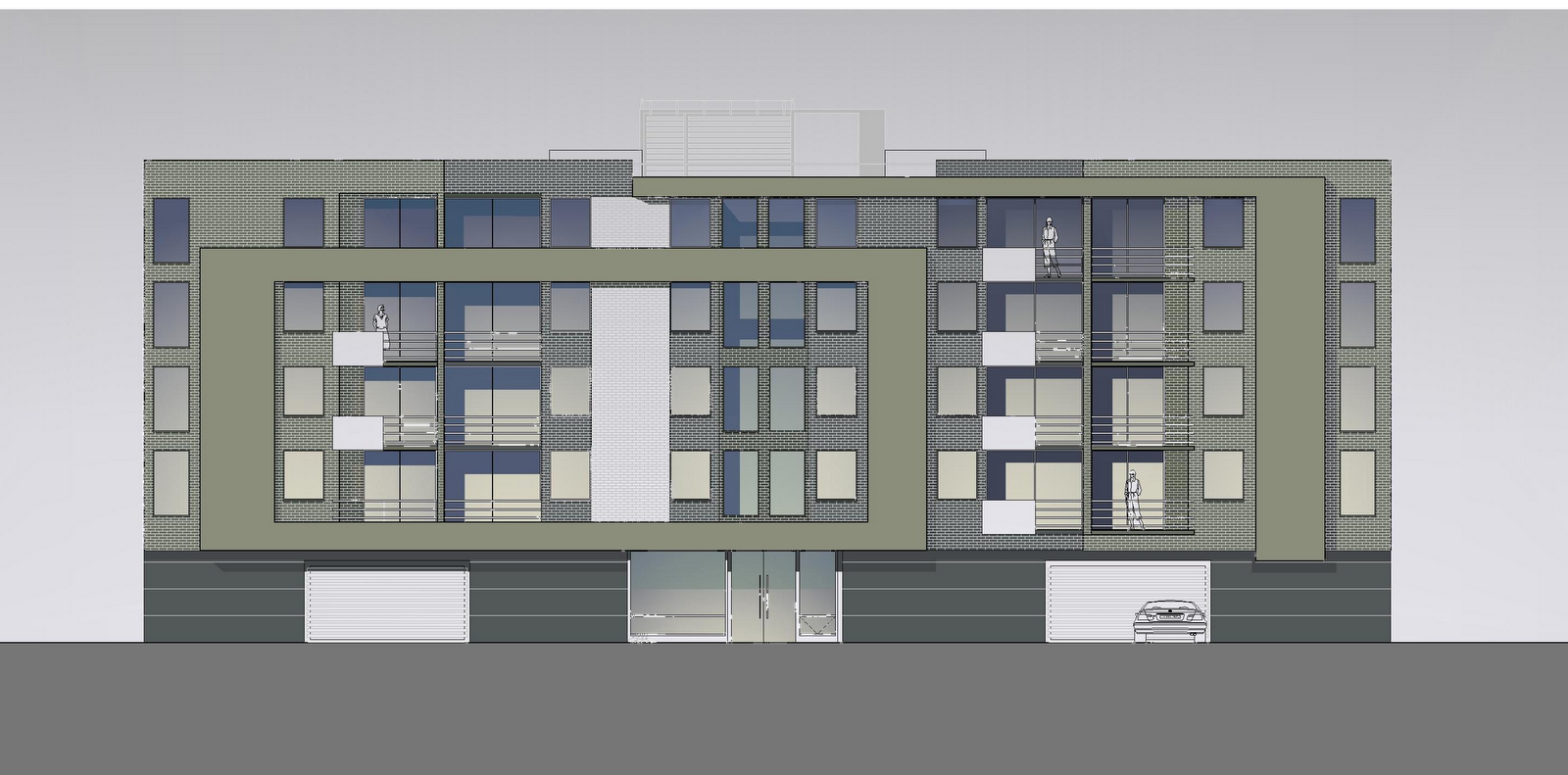 Fredy forero arquitecto arquitectura residencial - Alzado arquitectura ...