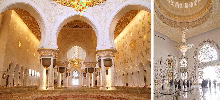 Ynas Reise BLog | VAE | Abu Dhabi | Sheikh Zayed Moschee