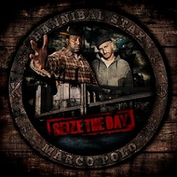 Hannibal Stax and Marco Polo - Seize the Day (cover)