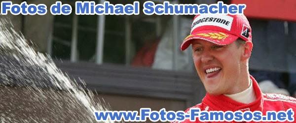 Fotos de Michael Schumacher