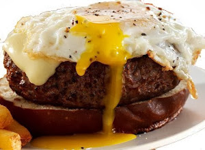 Fried Egg Burger Bakar In Malaysia 3